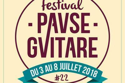 Forfait 3j Pause Guitare 2018-J-S-D à Albi