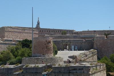 Fort D'entrecasteaux à Marseille