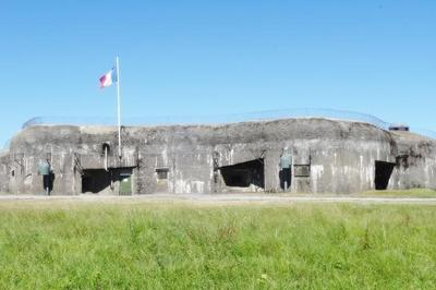 Fort De La Ligne Maginot A5 Bois Du Four à Villers la Montagne
