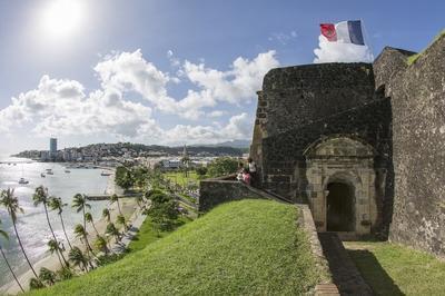 Fort Saint Louis à Fort De France