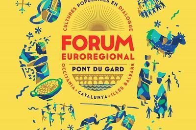 Forum eurorégional - Cultures populaires en dialogue 2018