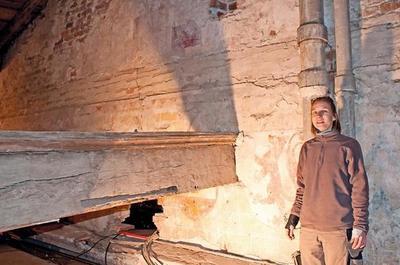 Fouille Archéoloqique à Vielmur sur Agout