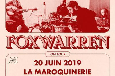 Foxwarren à Paris 20ème