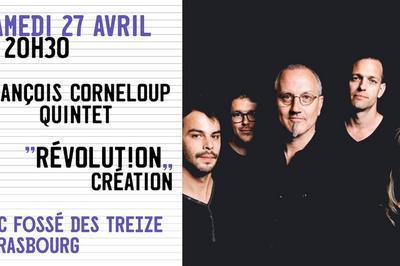 François Corneloup Quintet-révolut!on à Strasbourg