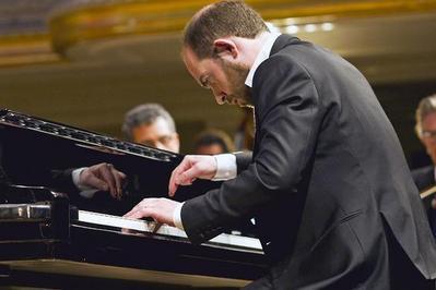 François Dumont, Récital de Piano à Chaponnay
