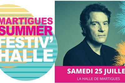 Francis Cabrel et 1ere Partie à Martigues