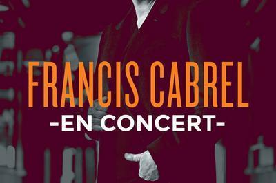 Francis Cabrel à Le Blanc Mesnil