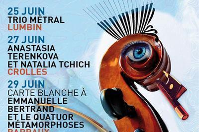 Francois Salque Et 6 Violoncelles à Villard Bonnot