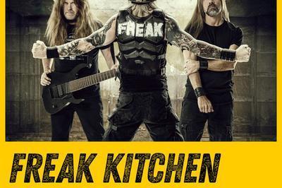 Freak Kitchen + Roze à Toulouse