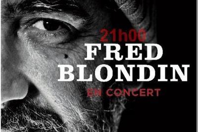 Fred Blondin à Vaux sur Seine