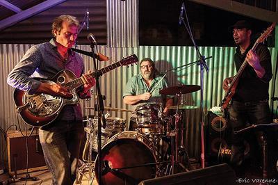 Fred Cruveiller Band à La Rochelle