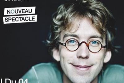 Fred Pellerin à Paris 18ème