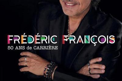 Frédéric François - 50 ans de carrière à Mouilleron le Captif