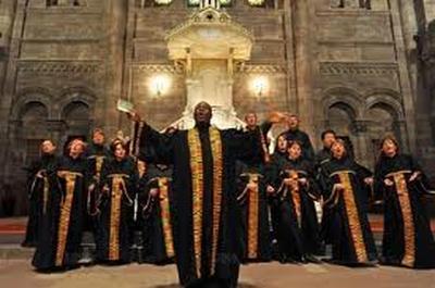 La Voix Des Etoiles Du Gospel à Strasbourg