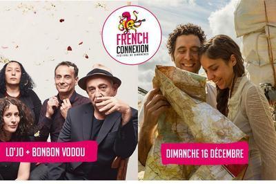 French Connection : Lo'Jo et Bonbon Voudou à Lyon