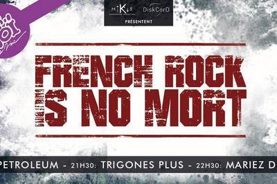 French Rock Is No Mort à Villeurbanne