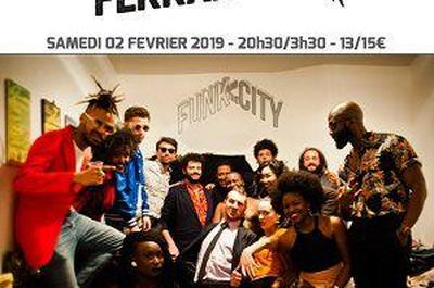 FUNK & THE CITY : ECHOES OF CHICAGO à Nantes