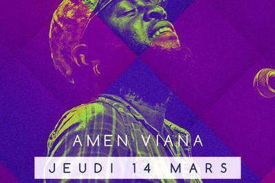 Fusion // Amen Viana à Paris 1er