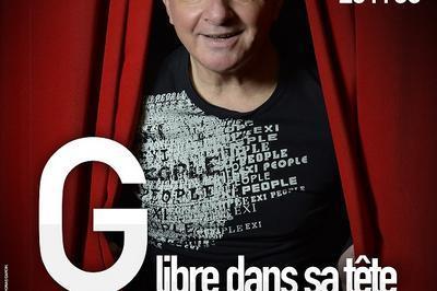 G libre dans sa tête à Marseille