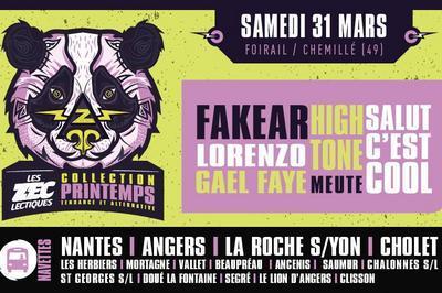 Gaël Faye / Fakear / Salut C'est Cool à Chemillé