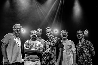 Gaël Horellou - Millau Jazz Festival à Nant