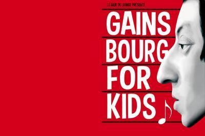 Gainsbourg for kids ! Dans le cadre de Ratatam ! à Le Haillan