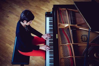 Gala du piano : Fanny Azzuro et jeunes talents à Magny le Hongre