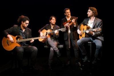Gala Swing Quartet à Meounes les Montrieux
