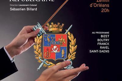 Garde Republicaine à Orléans