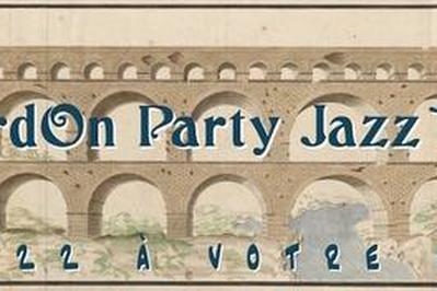 Gardon Party Jazz Band à Montpellier