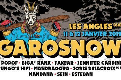 Joris Delacroix / Jennifer Cardini / Mandragora à Les Angles