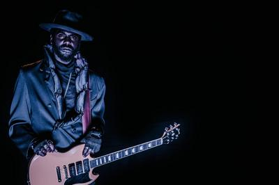 Gary Clark Jr. à Paris 18ème