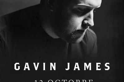Gavin James à Paris 18ème