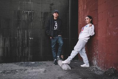 Gavlyn & DJ Hoppa à Marseille