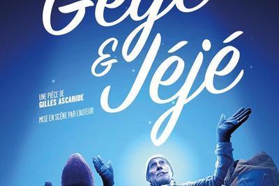 Gégé et Jéjé à Marseille