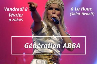 Generation Abba à Saint Benoit