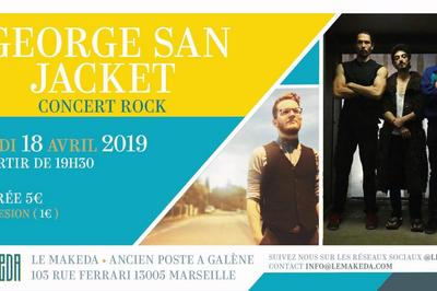 George San & Jacket à Marseille