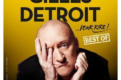 Gilles Detroit...pour Rire ! à Orchies