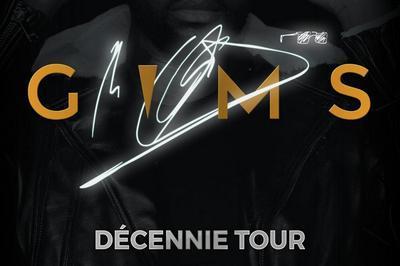 GIMS - Décennie Tour - report à Orléans
