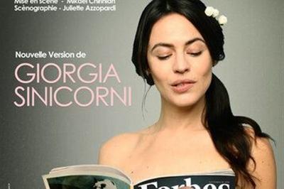 Giorgia Sinicorni Dans Comment épouser Un Milliardaire ? à Nantes