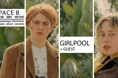 Girlpool + guest à Paris 19ème