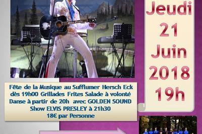 Golden Sound (Fête de la musique 2018) à Soufflenheim