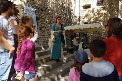 Gordes Au Moyen-âge
