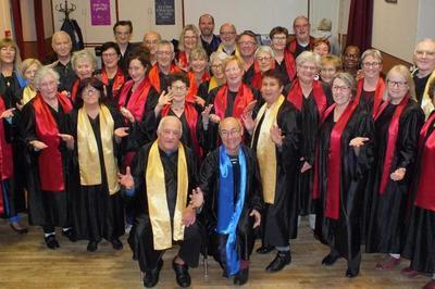 Concert Gospel à Riantec