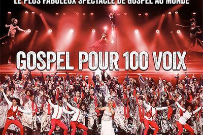 Gospel Pour 100 Voix à Chasseneuil du Poitou