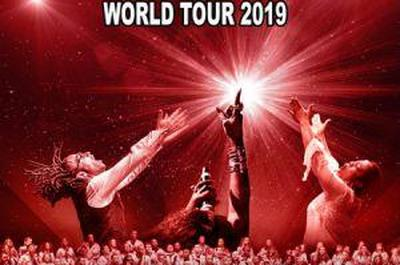 Gospel Pour 100 Voix World Tour 2019 à Lille