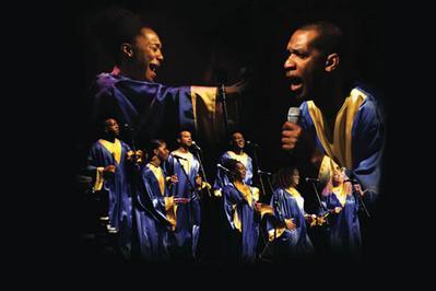 Gospel Voices à Nevers