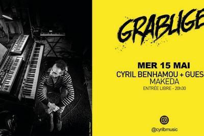 Grabuge #2 Par Cyril Benhamou à Marseille