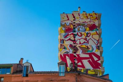 Graff Tour Dans Le Quartier Arnaud-bernard à Toulouse