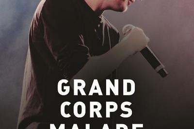 Grand Corps Malade à Marseille